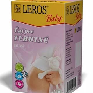 Leros baby čaj pre tehotné