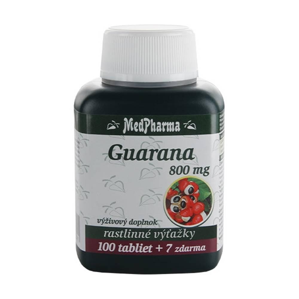 Medpharma MedPharma GUARANA 800MG