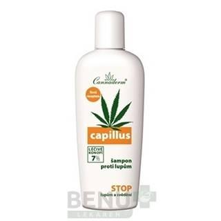 CANNADERM Capillus šampón proti lupinám 150 ml