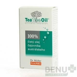 DR. MÜLLER Tea tree oil 100% čistý 30 ml