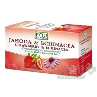 FYTO Jahoda & echinacea 20 x 2g