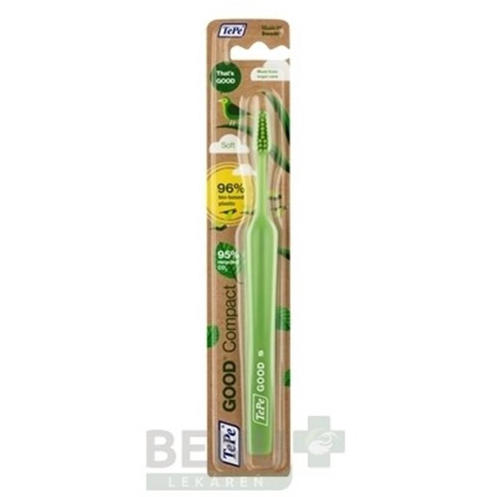 Tepe TePe GOOD S Compact Soft zubná kefka 1x1 ks