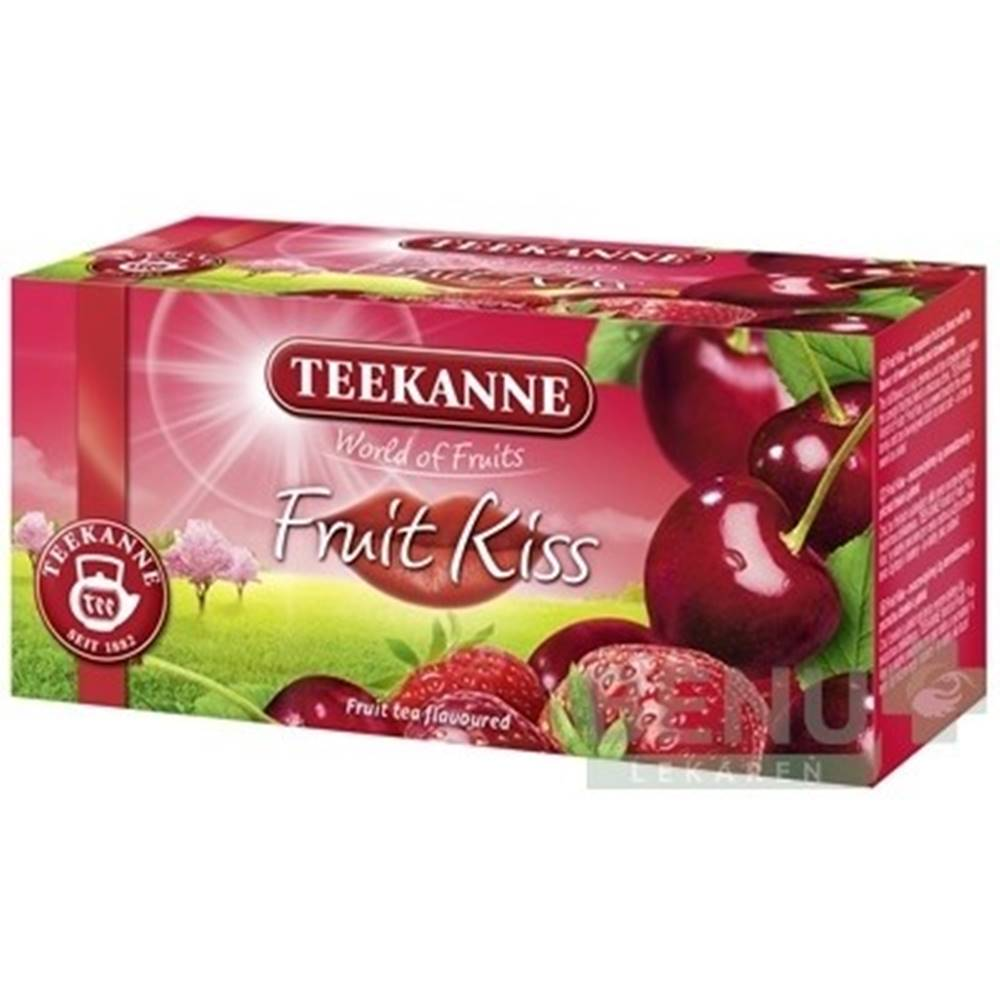 Teekanne TEEKANNE Fruit kiss 20 x 2,5 g