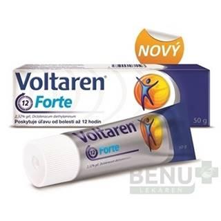 VOLTAREN Forte 2,32 % gél 50 g