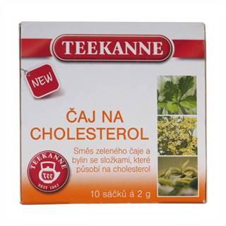 TEEKANNE Bylinný čaj cholesterol 10 x 2 g