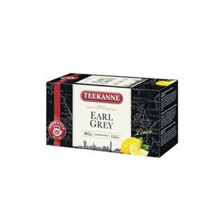 TEEKANNE Earl grey lemon 20 x 1,65 g