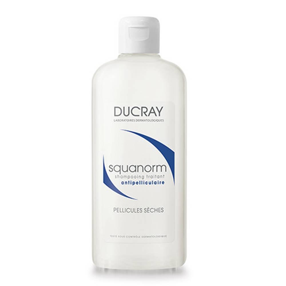 Ducray DURCAY Squanorm šampón proti suchým lupinám s dlhotrvajúcim účinkom 200ml