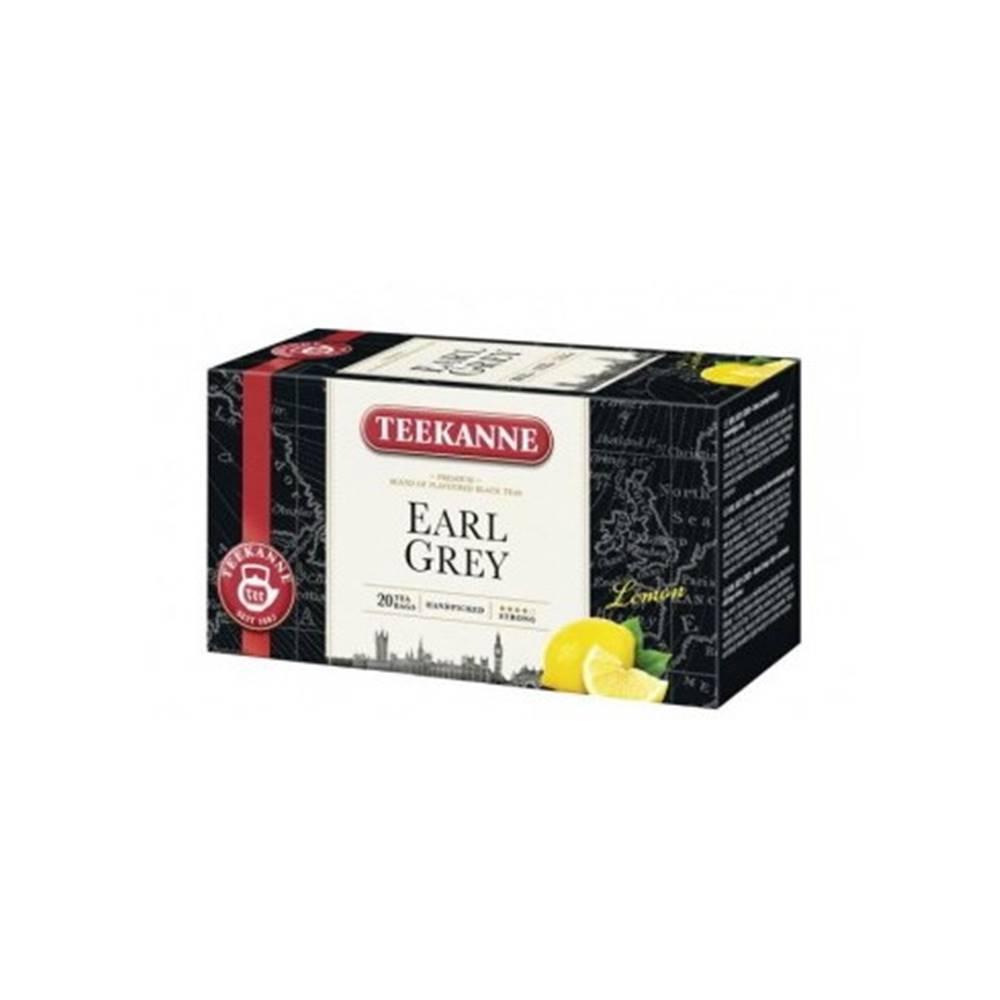 Teekanne TEEKANNE Earl grey lemon 20 x 1,65 g