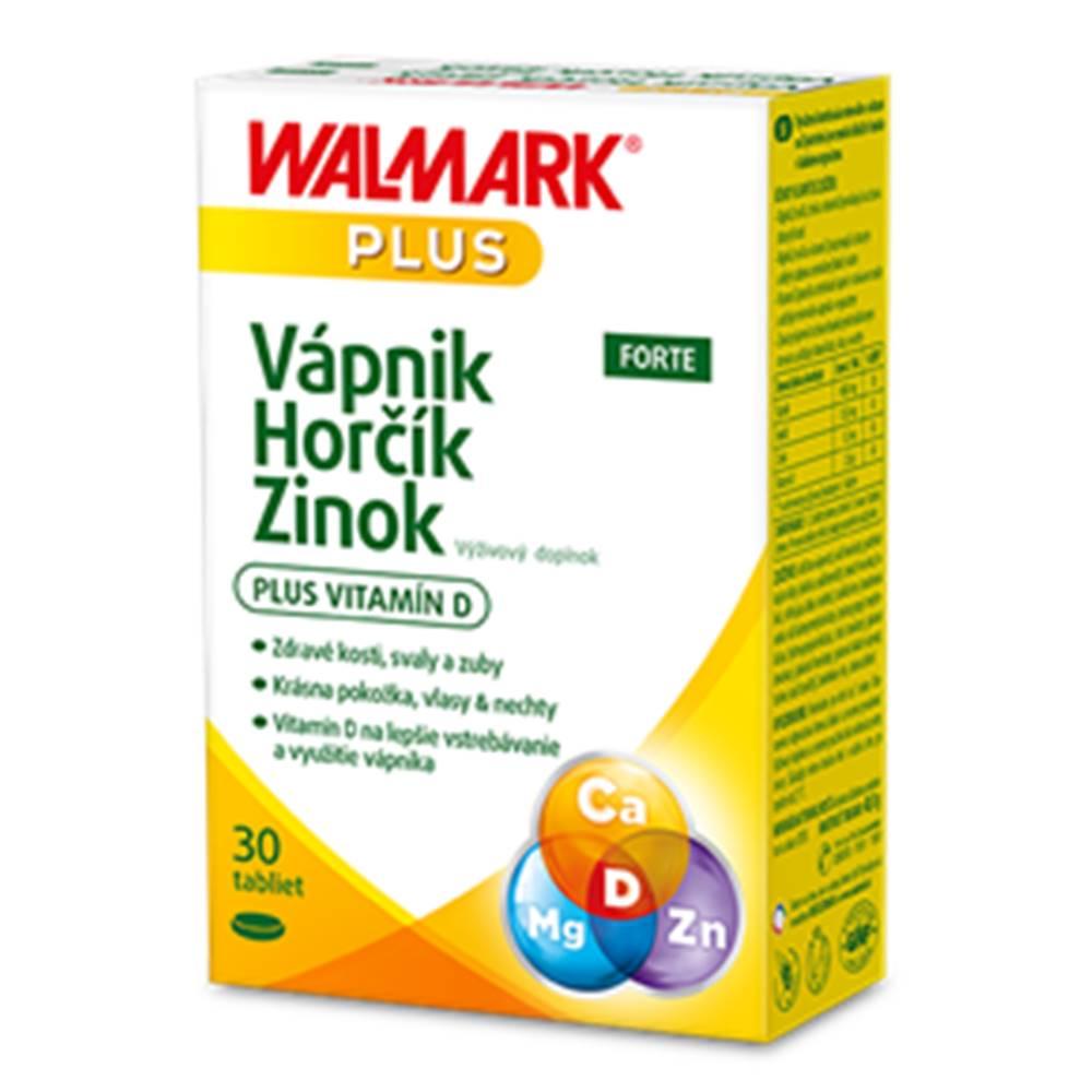Walmark WALMARK Vápnik horčík zinok Forte 30 tabliet