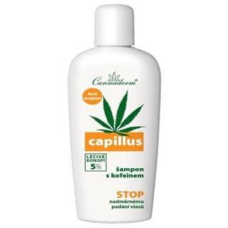 CANNADERM Capillus šampón s kofeínom 150 ml