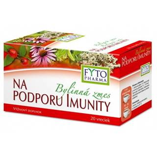 FYTO Bylinná zmes na podporu imunity 20 x 1,5 g