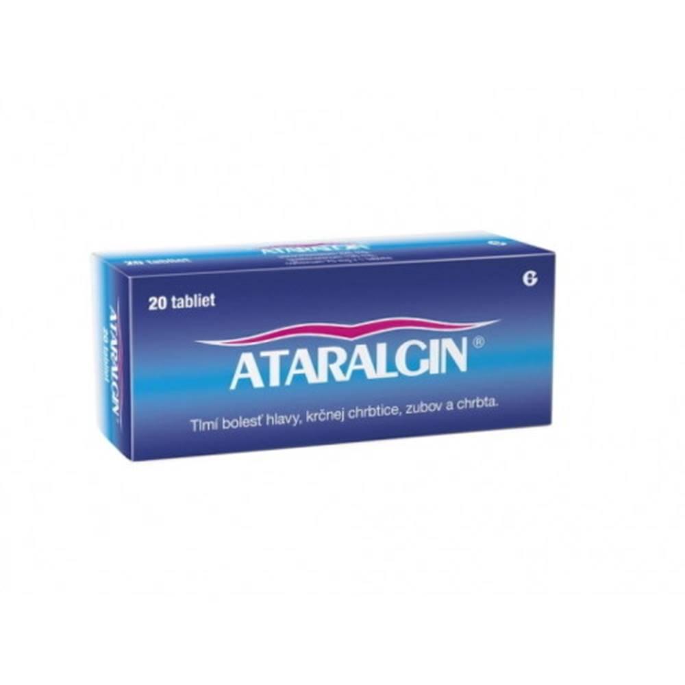 Ataralgin ATARALGIN tbl 20