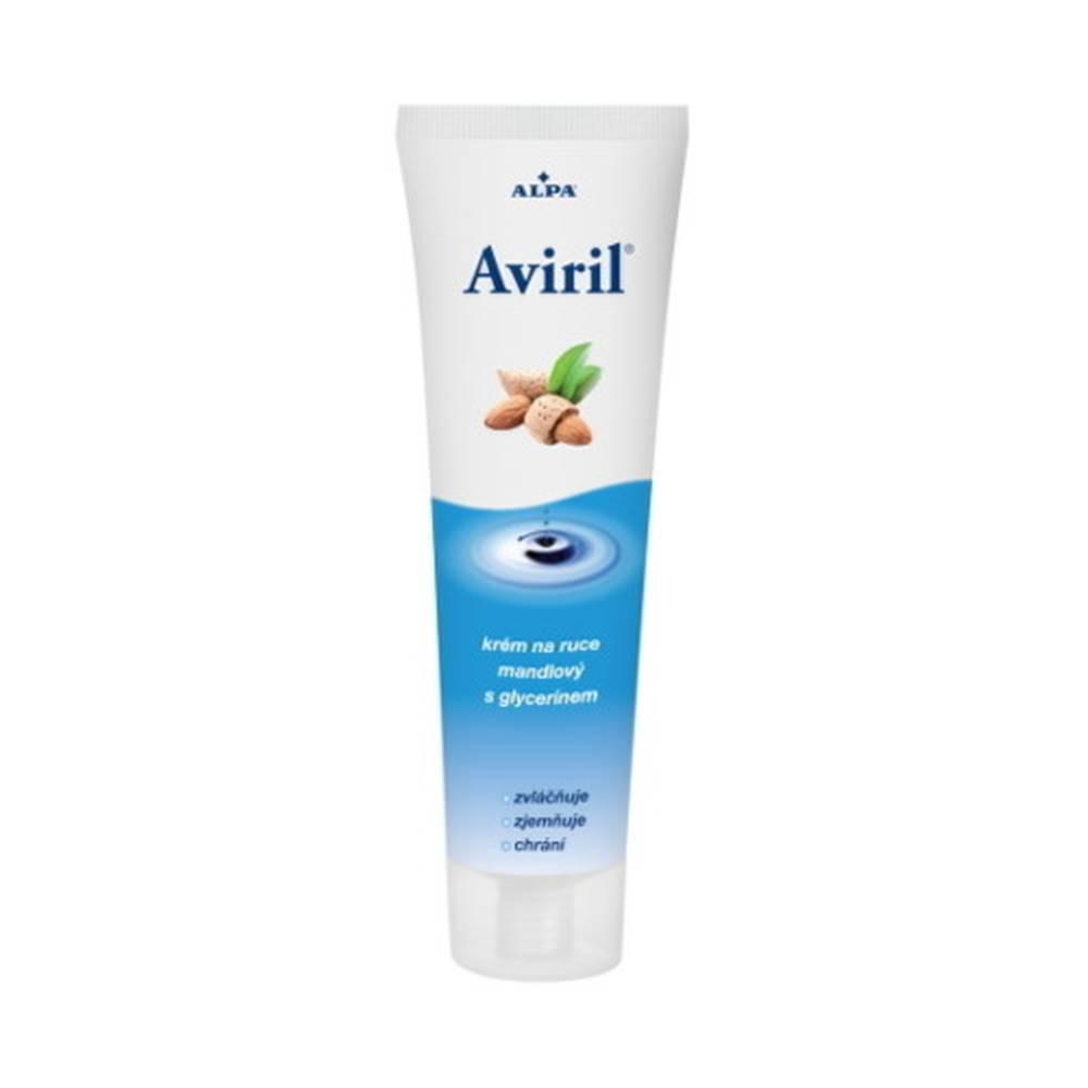 Aviril AVIRIL Krém na ruky mandľový s glycerínom 100 ml