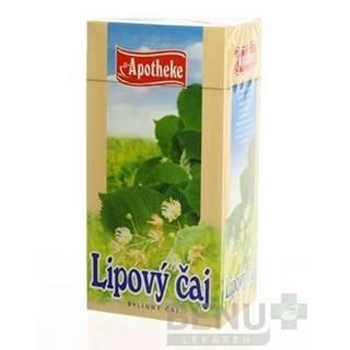 APOTHEKE Lipový bylinný čaj 30 x 1,5 g