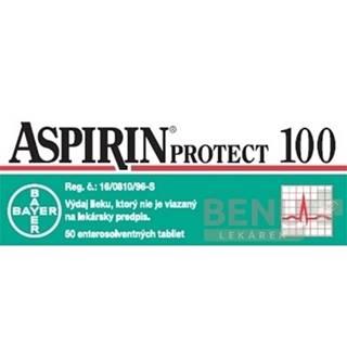 ASPIRIN PROTECT 100 tbl ent 50x100mg