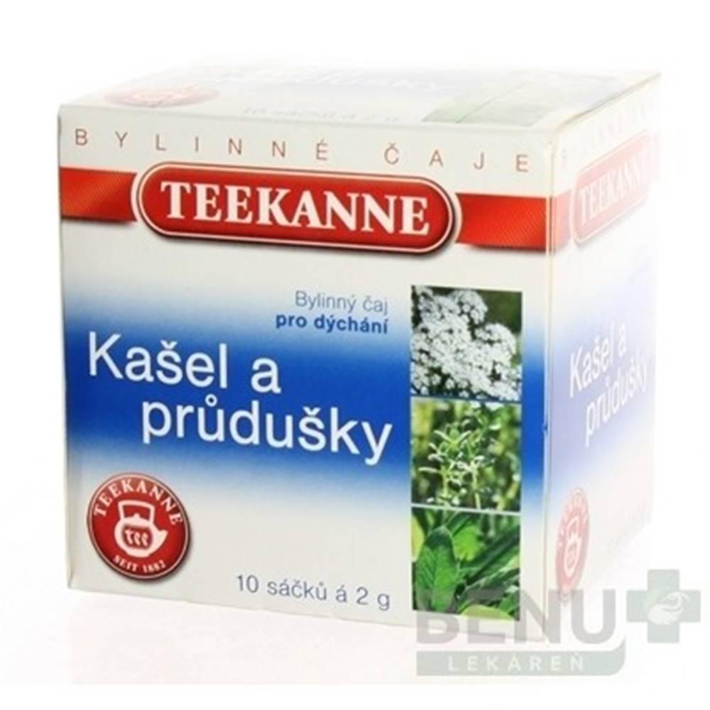 Teekanne TEEKANNE Bylinný čaj kašeľ a priedušky 10 x 2 g