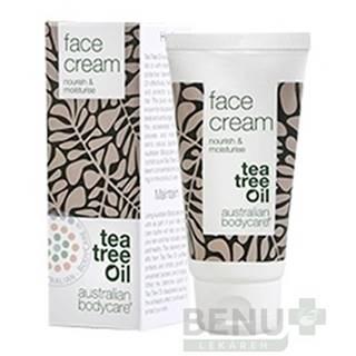 ABC Tea tree oil pleťový krém 50 ml