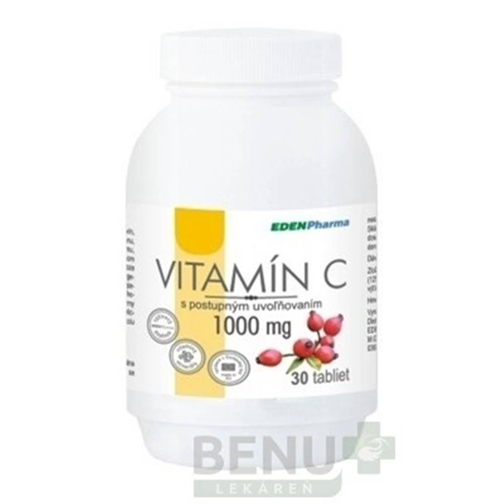 Edenpharma EDENPHARMA Vitamín C 1000 mg 30 tabliet