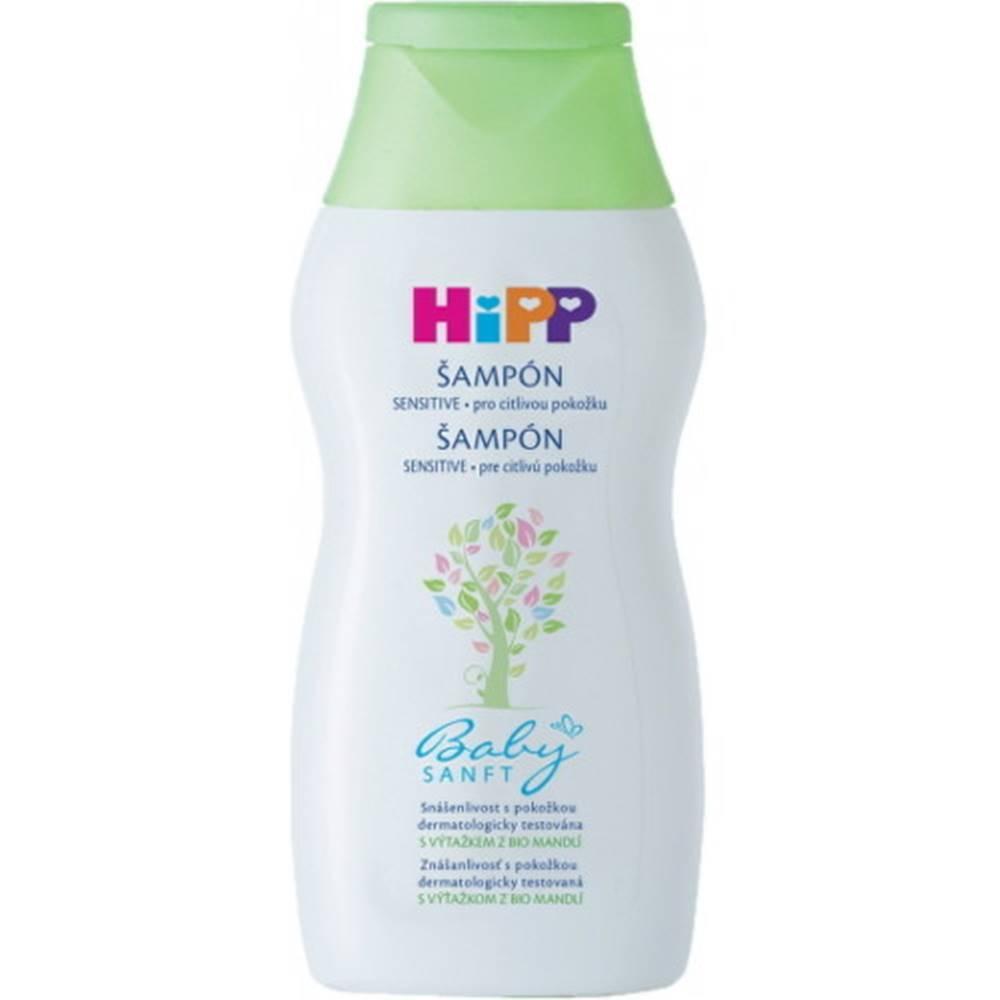 HiPP HiPP BabySanft jemný šampón 200 ml
