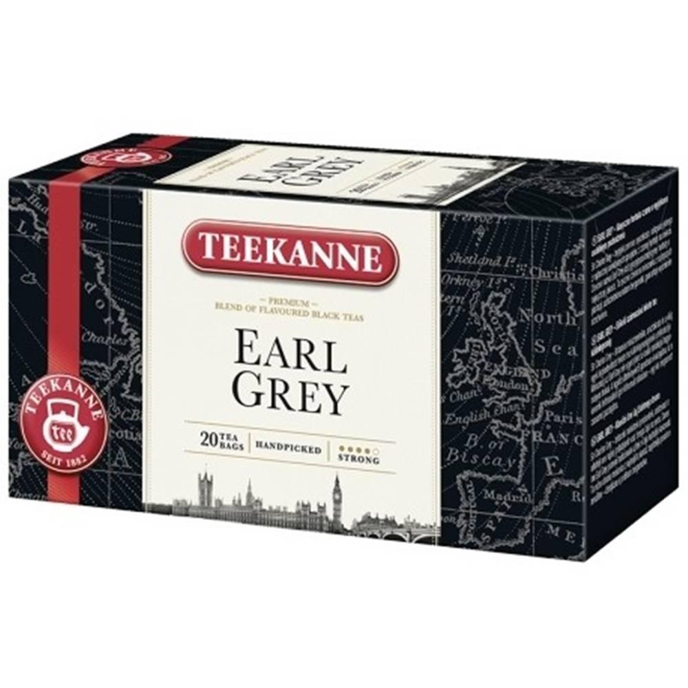Teekanne TEEKANNE Earl grey 20 x 1,65 g