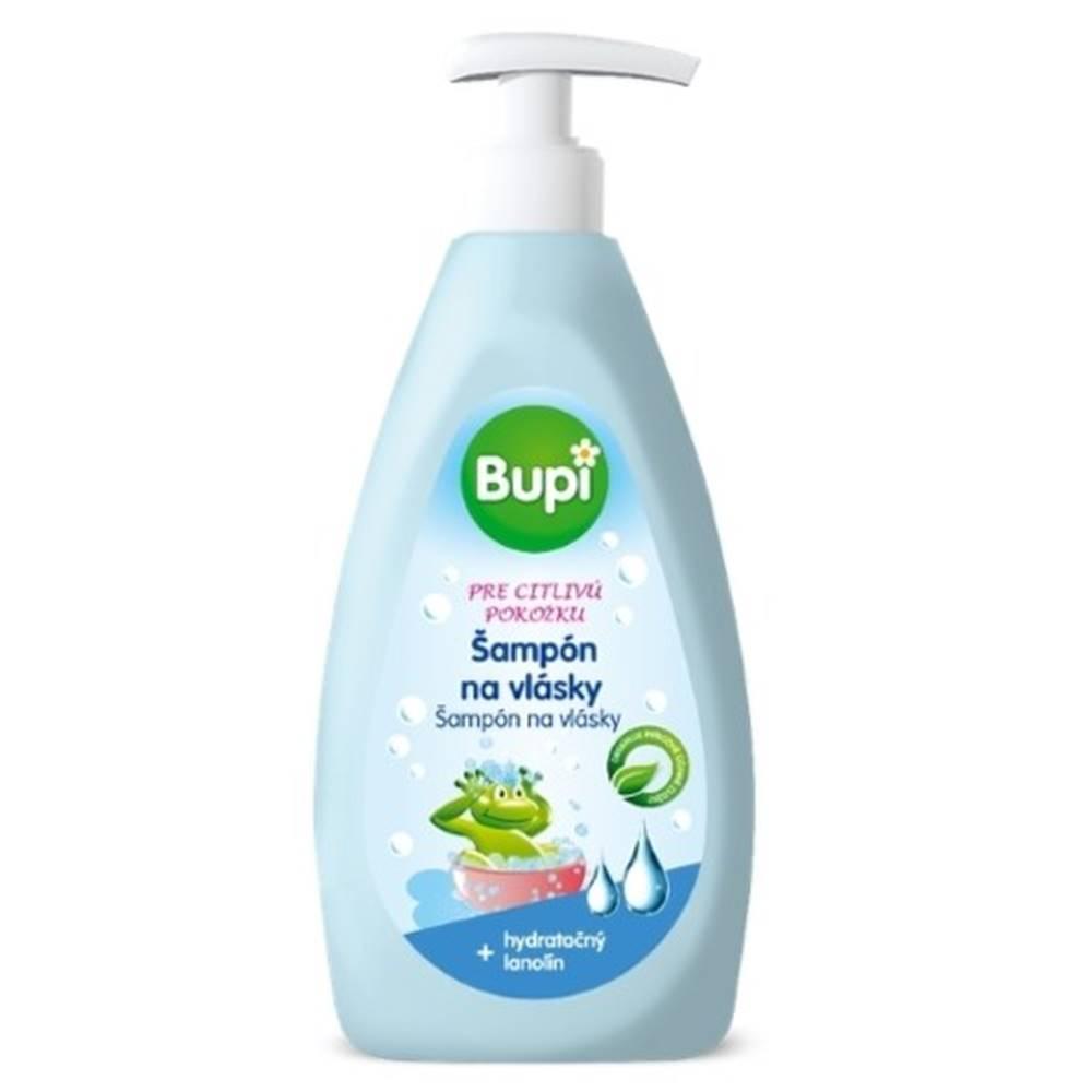 BUPI BUPI Baby šampón na vlásky 500 ml
