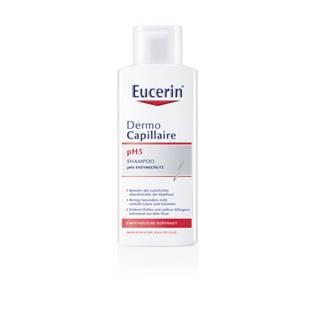 EUCERIN DermoCapillaire pH5 šampón pre citlivú pokožku 250 ml