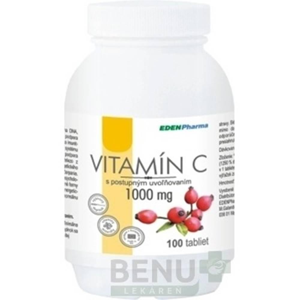 Edenpharma EDENPharma VITAMIN C 1000 mg tbl 100x1000mg