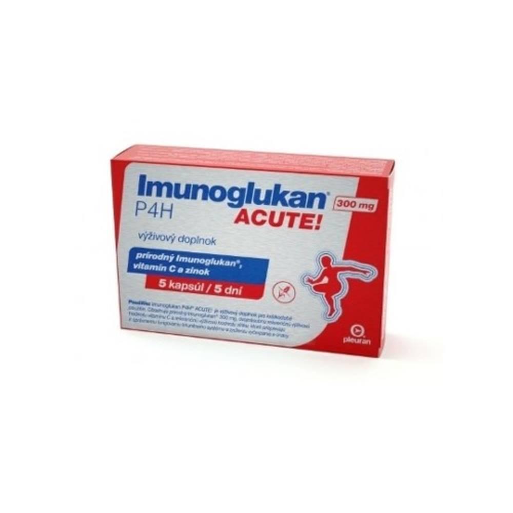 Imunoglukan Imunoglukan P4H ACUTE 300 mg cps 5