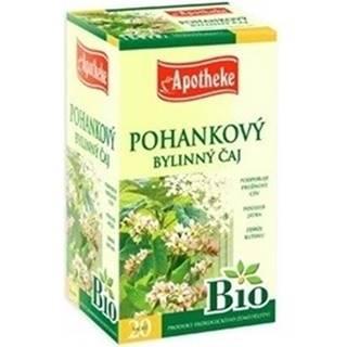 APOTHEKE BIO linný čaj 20 x 1,5 g