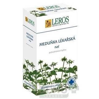 LEROS Medovka lekárska vňať 20 x 1 g