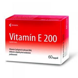Noventis Vitamín E 200 cps 60