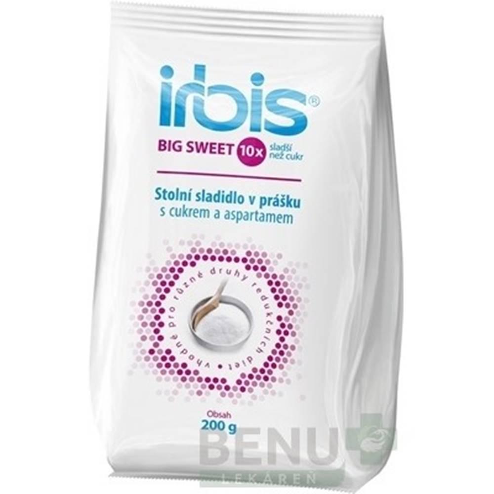 Irbis Irbis BIG SWEET stolové sladidlo v prášku plv 200g