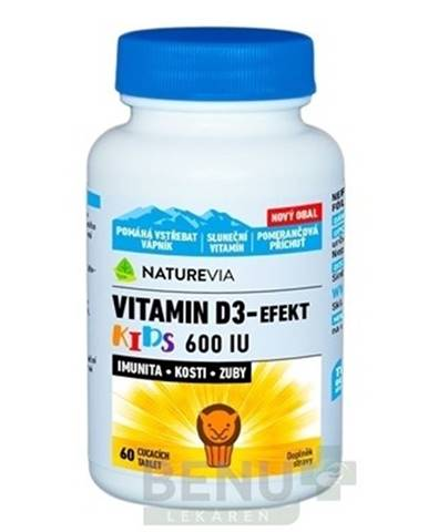 Vitamíny a minerály SWISS NATUREVIA