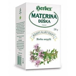 HERBEX MATERINA DUŠKA 50g