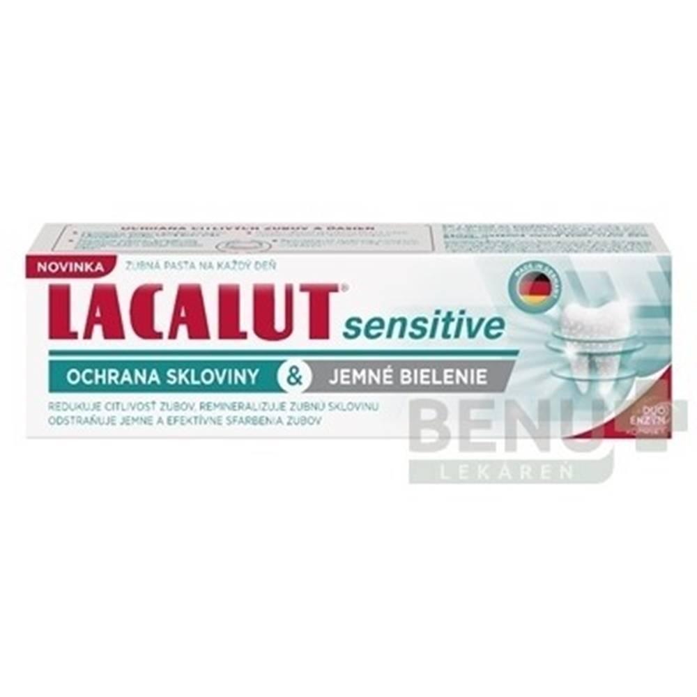 NaturProdukt CZ s.r.o. LACALUT Sensitive zubná pasta 75 ml