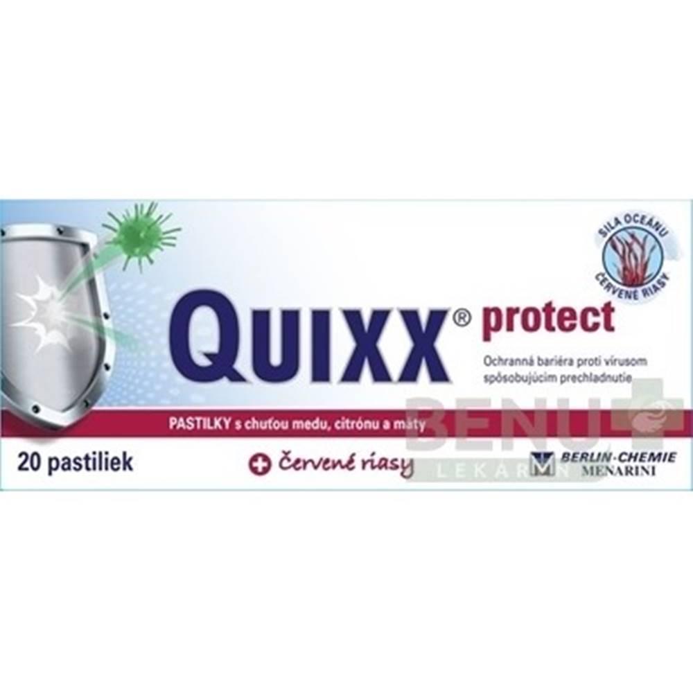 QUIXX QUIXX protect pastilky 1x20 ks