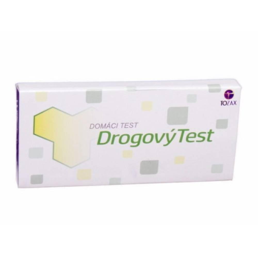 Laverna trade, s.r.o. (SVK) TOZAX Multidrogový test – 10 druhov drog 1ks