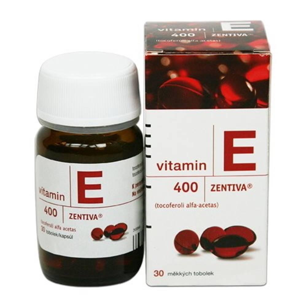 Zentiva ZENTIVA Vitamín E 400 mg 30 kapsúl
