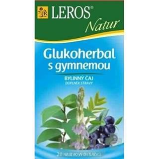 LEROS Natur glukoherbal s gymnemou 20 x 1 g
