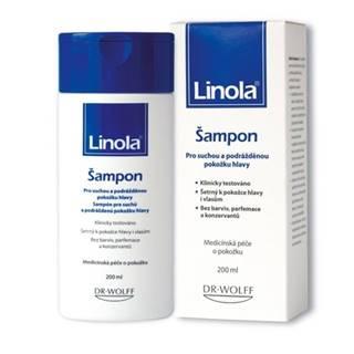 LINOLA Šampón 200 ml