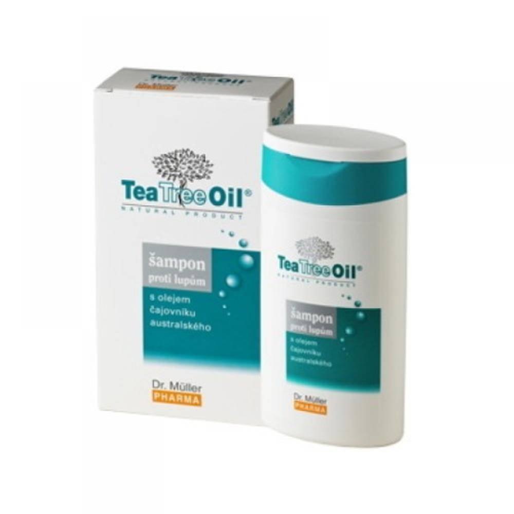 DR. MÜLLER DR. MÜLLER Tea tree oil šampón 200 ml