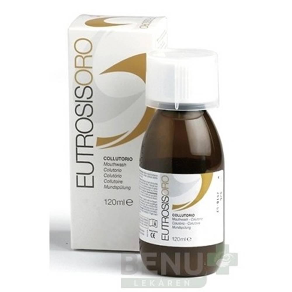 SkinMedical EUTROSIS Oro collutorio ústna voda 120ml