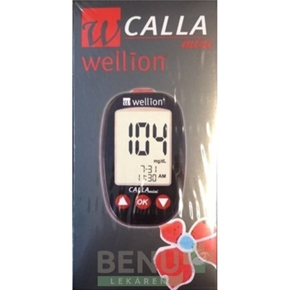 Wellion Wellion CALLA Mini - Glukometer 1ks
