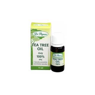 DR. POPOV TEA TREE OLEJ prírodný 100% 11 ml