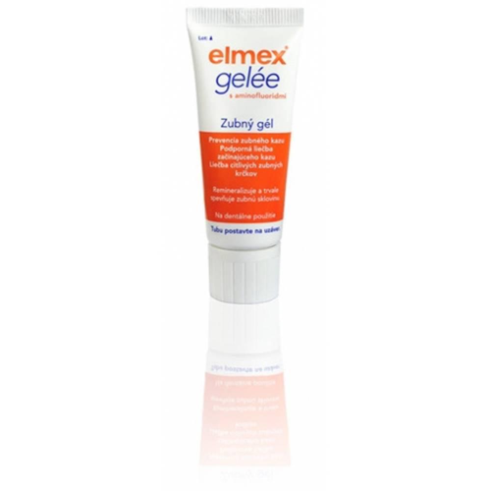 Gaba Elmex Gelée zubný gél 25 g