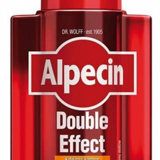 Alpecin Hair energizer double effect