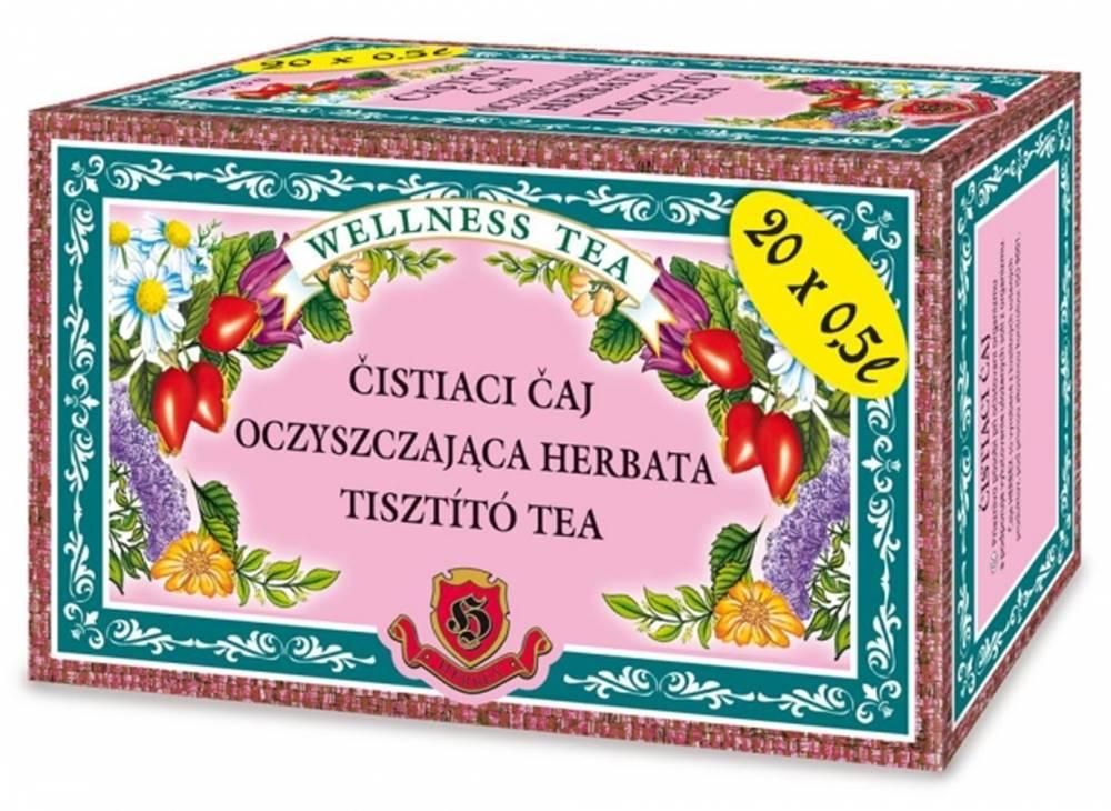 Herbex Herbex čaj čistiaci ľadviny