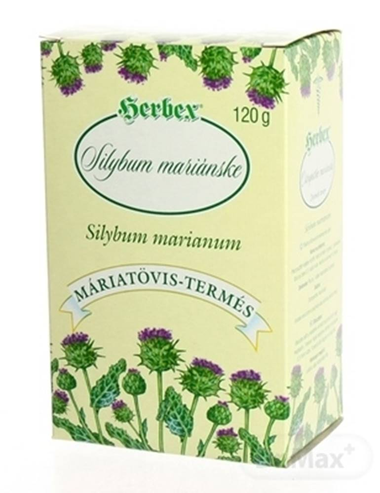 Herbex Herbex Silybum mariÁnske