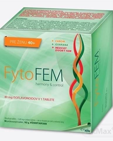 Vitamíny a minerály FYTOFEM