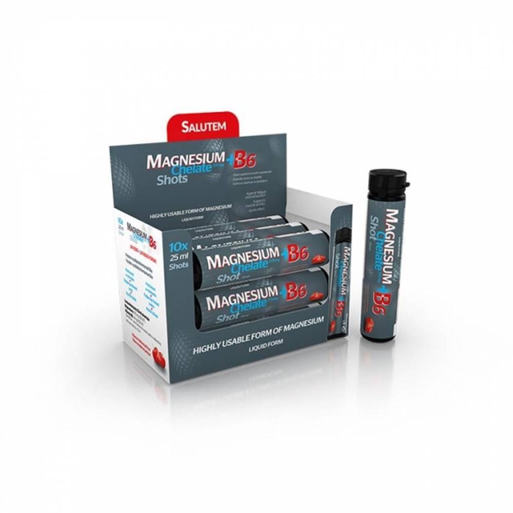 Salutem Pharma MAGNESIUM Chelate + B6 cherry SALUTEM